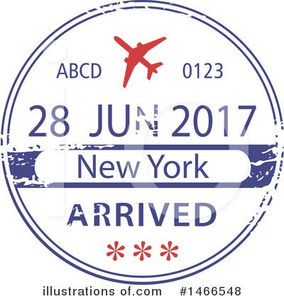 More Passport Stamp Clipart