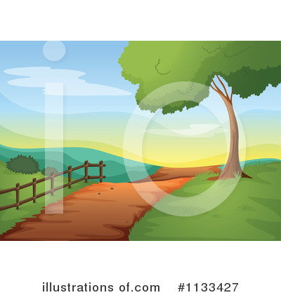 Trail Clipart #1133427 by Graphics RF