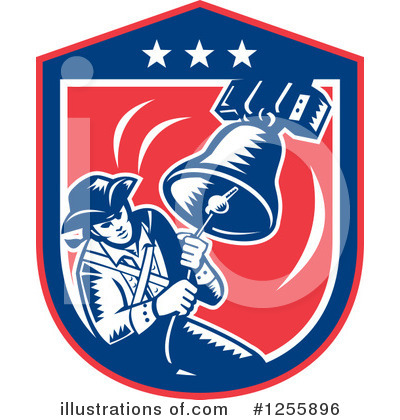 Patriot Clipart #1255896 by patrimonio