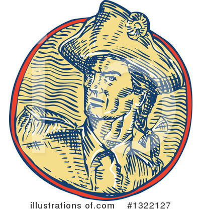 Patriot Clipart #1322127 by patrimonio