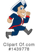 Patriot Mascot Clipart #1439778 by Toons4Biz