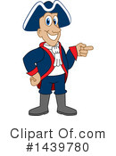 Patriot Mascot Clipart #1439780 by Toons4Biz