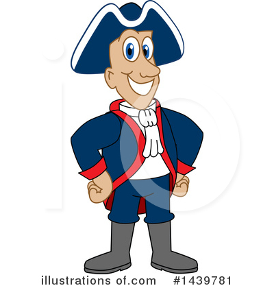 Patriot Clipart #1439781 by Toons4Biz