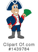 Patriot Mascot Clipart #1439784 by Toons4Biz