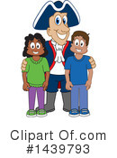 Patriot Mascot Clipart #1439793 by Toons4Biz