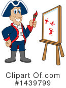 Patriot Mascot Clipart #1439799 by Toons4Biz