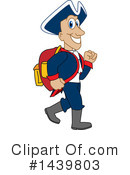 Patriot Mascot Clipart #1439803 by Toons4Biz
