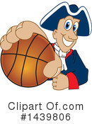 Patriot Mascot Clipart #1439806 by Toons4Biz
