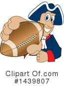 Patriot Mascot Clipart #1439807 by Toons4Biz