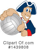 Patriot Mascot Clipart #1439808 by Toons4Biz