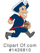 Patriot Mascot Clipart #1439810 by Toons4Biz