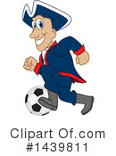Patriot Mascot Clipart #1439811 by Toons4Biz