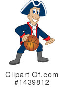 Patriot Mascot Clipart #1439812 by Toons4Biz