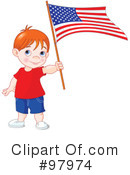 Patriotic Clipart #97974 by Pushkin