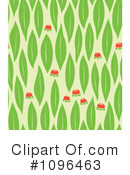 Royalty-Free (RF) Pattern Clipart Illustration #1096463