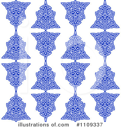 Royalty-Free (RF) Pattern Clipart Illustration by Vector Tradition SM - Stock Sample #1109337