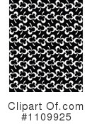 Royalty-Free (RF) Pattern Clipart Illustration #1109925