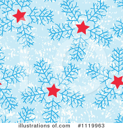 Snowflakes Clipart #1119963 by Cherie Reve