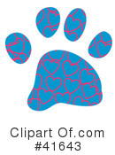 Paw Clipart #41643