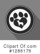 Paw Print Clipart #1286176
