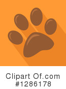 Paw Print Clipart #1286178