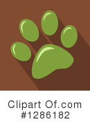Paw Print Clipart #1286182