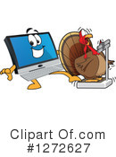 Pc Computer Mascot Clipart #1272627 by Toons4Biz