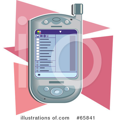 Cell Phone Clipart #65841 by Prawny