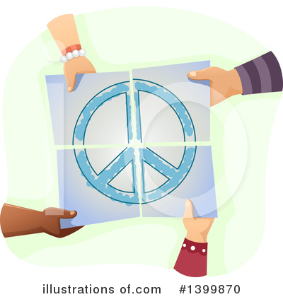 Peace Clipart #1399870 by BNP Design Studio