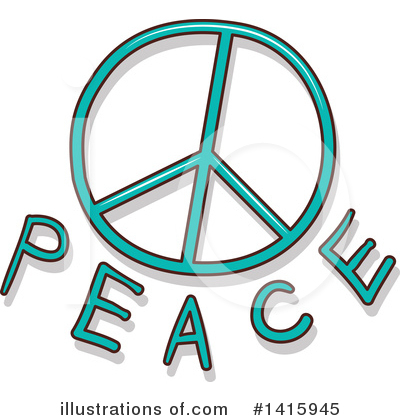 Peace Clipart #1415945 by BNP Design Studio
