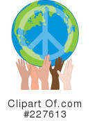 Peace Clipart #227613 by Maria Bell