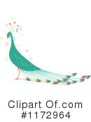 Peacock Clipart #1172964