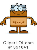 Peanut Butter Mascot Clipart #1391041 by Cory Thoman