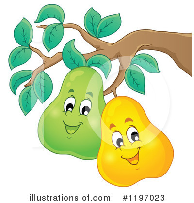 Produce Clipart #1197023 by visekart