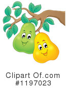 Pear Clipart #1197023 by visekart