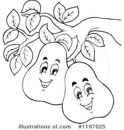 Fruit Clipart #1197025 by visekart