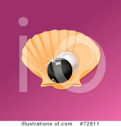 Pearl Clipart #72811 by Eugene