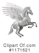 Royalty-Free (RF) Pegasus Clipart Illustration #1171621