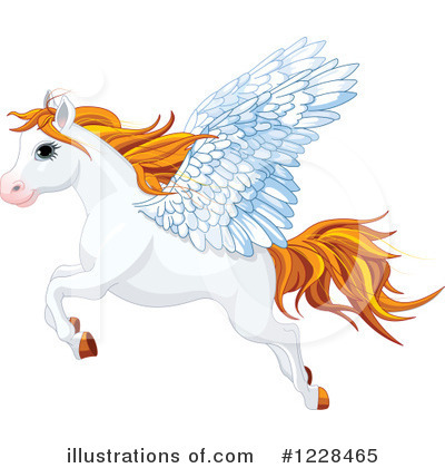 Pegasus Clipart #1228465 by Pushkin
