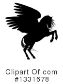 Pegasus Clipart #1331678 by AtStockIllustration