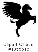 Pegasus Clipart #1355516 by AtStockIllustration