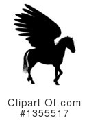 Pegasus Clipart #1355517 by AtStockIllustration