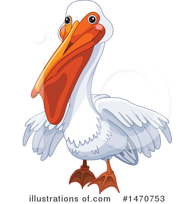 Pelican Clipart #1470753 by Pushkin