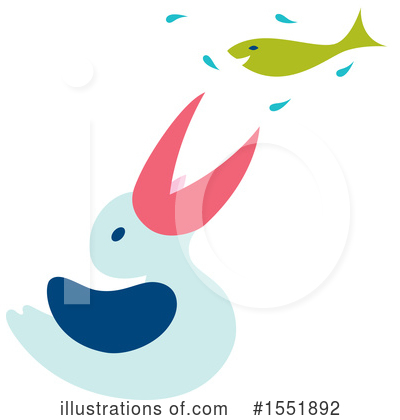 Fish Clipart #1551892 by Cherie Reve