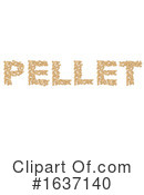 Pellets Clipart #1637140 by Domenico Condello