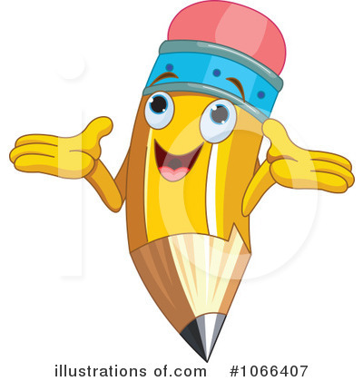 Pencil Clipart #1066407 by Pushkin