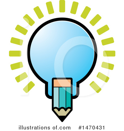 Writing Clipart #1470431 by Lal Perera