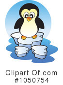 Penguin Clipart #1050754 by visekart