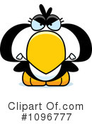 Royalty-Free (RF) penguin Clipart Illustration #1096777