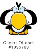 Penguin Clipart #1096783 by Cory Thoman